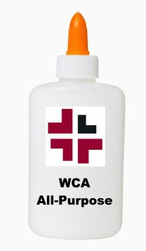 WCA gluebottle